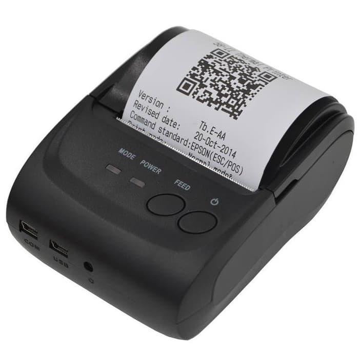 Online Shop ELEKTRONIK - Mini Printer Thermal Bluetooth 58mm EPPOS EP5802AI - Android iOS