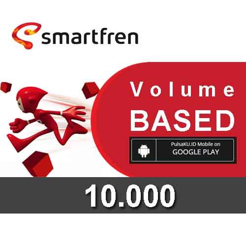 Paket Internet Smartfren - Volume Based 10.000