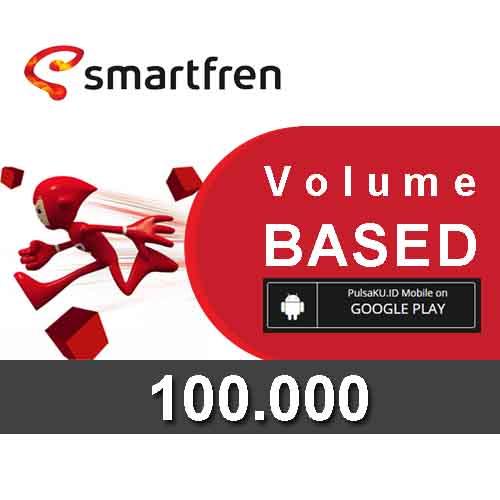 Paket Internet Smartfren - Volume Based 100.000