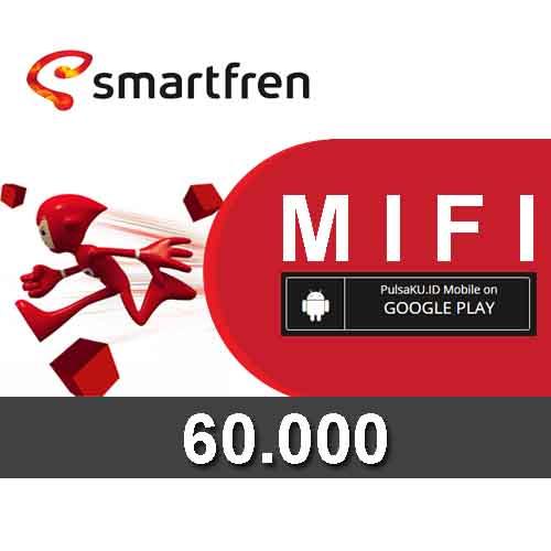 Paket Internet Smartfren - MIFI 60.000