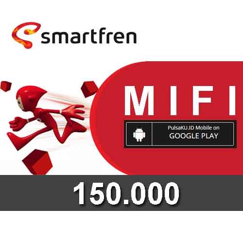 Paket Internet Smartfren - MIFI 150.000
