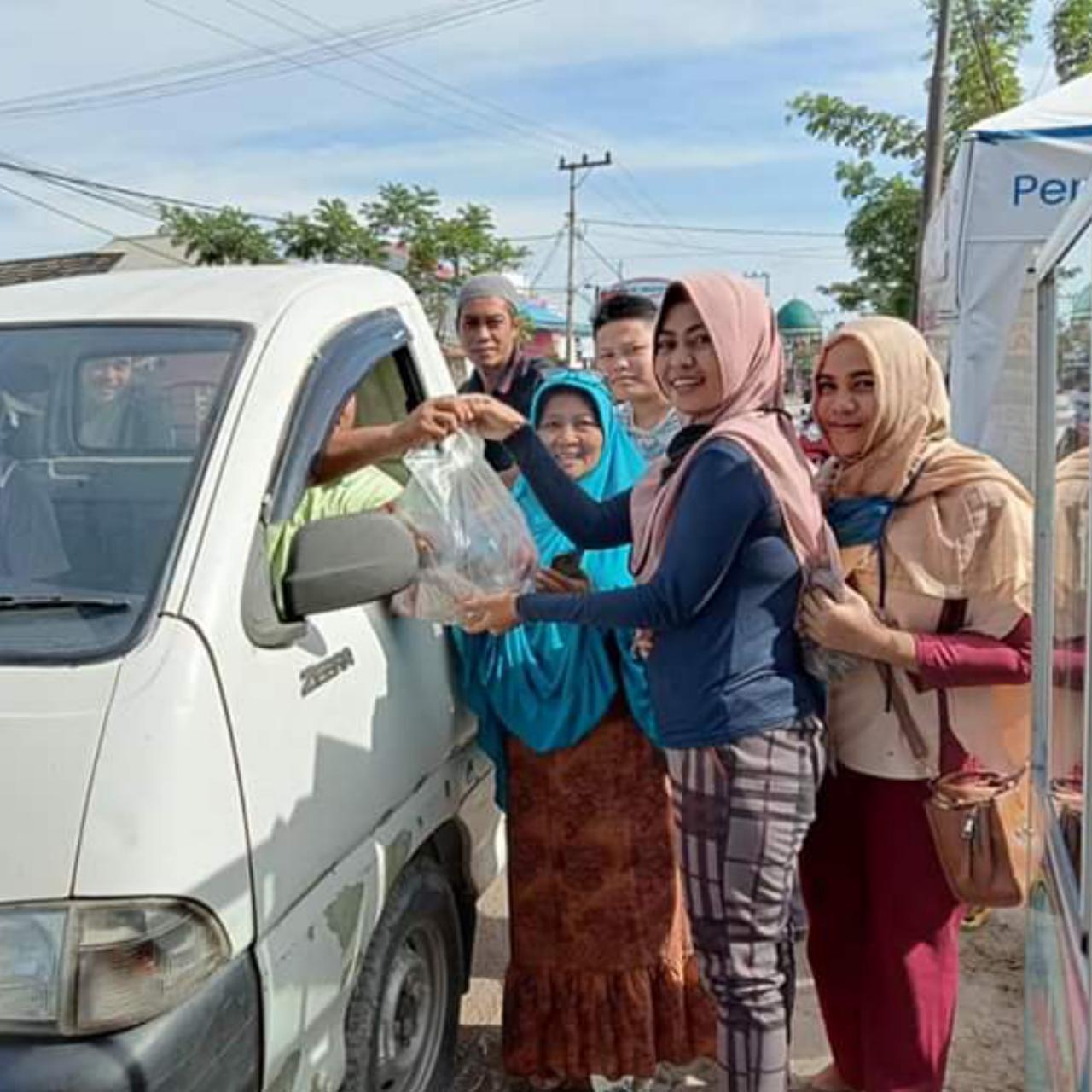 Donasi Peduli Sesama  BANK NASI (Berbagi Kebaikan Menabung Jum'at) - Donasi BANK NASI 10.000