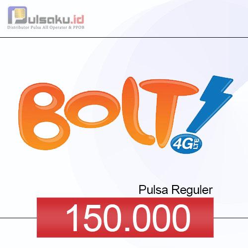 Pulsa Reguler BOLT - 150.000