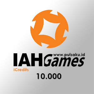 Voucher Game GAME IAH - 10000 iCredits IAH